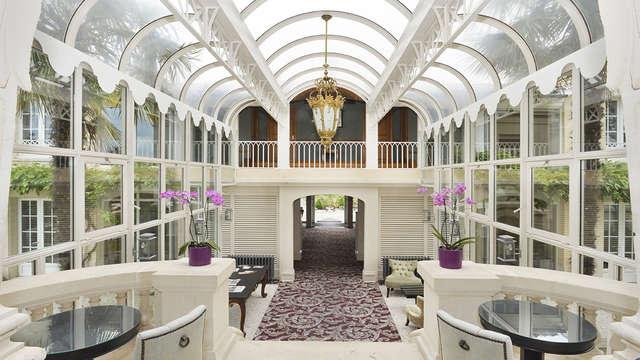 Hotel Chateau Et Spa Grand Barrail - hall