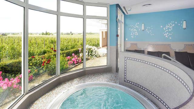 Hotel Chateau Et Spa Grand Barrail - jacuzzi