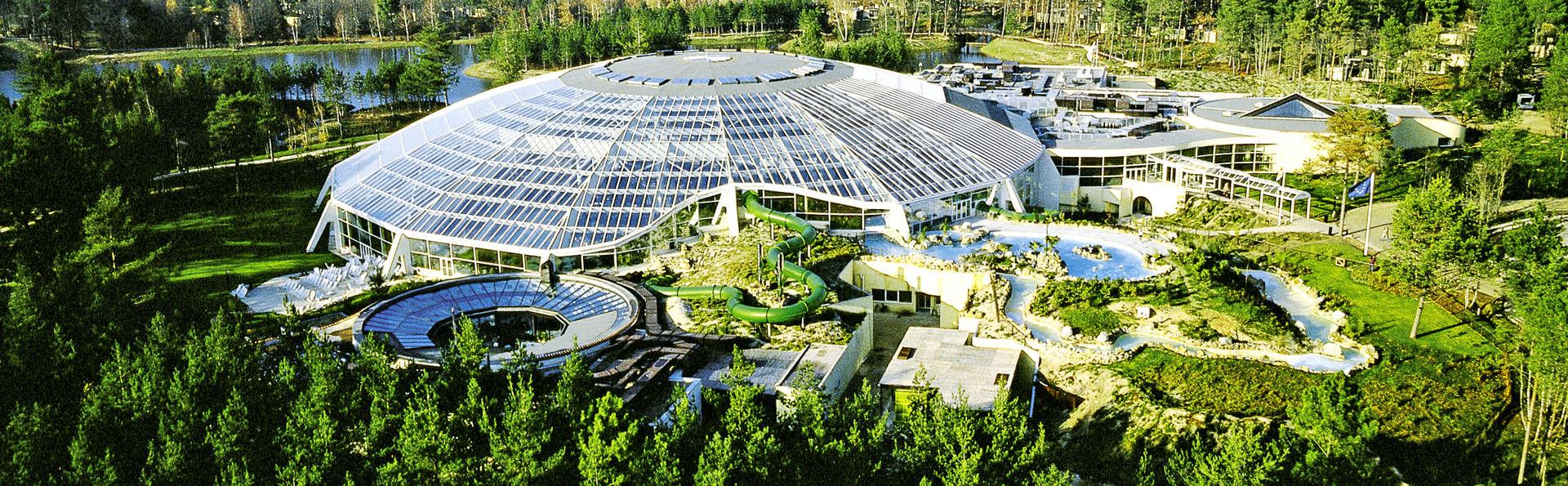 Center Parcs Domaine Des Hauts De Bruy 232 Res Chaumont Sur