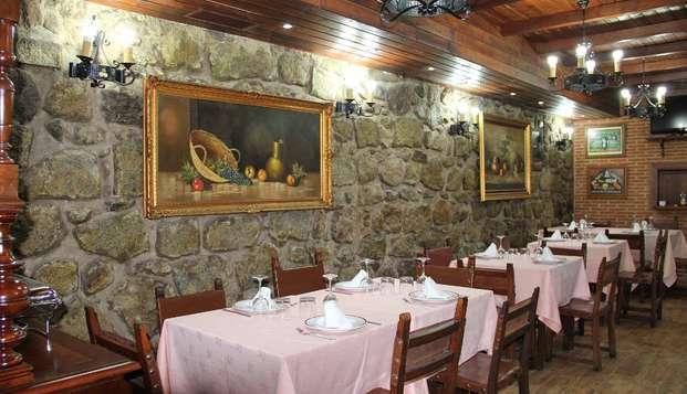Escapada con Almuerzo: Descubre el encanto y los sabores de Ávila (desde 2 noches)