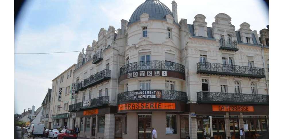 Promo Hotel Normandie Bord Mer