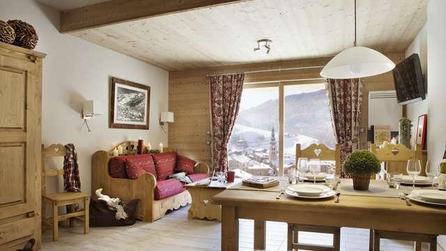 2 nuits en appartement standard Vue montagne pour 2 adultes