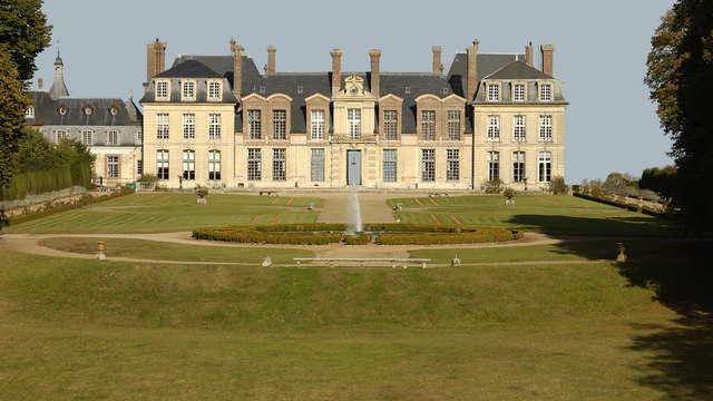BEST WESTERN PLUS Paris Val de Bievre - Chateau de Thoiry