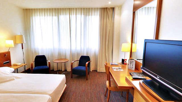 Hotel Sercotel Acteon Valencia - FOTO PAQUETE DETALLES ROMANTICOS