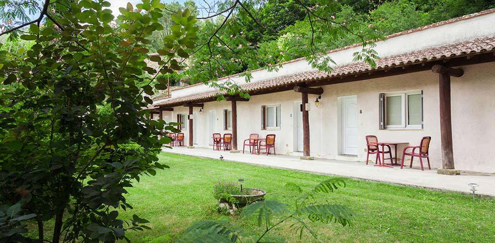 Week end culturel saint jean du gard partir de 84 - Jardin tecina booking ...
