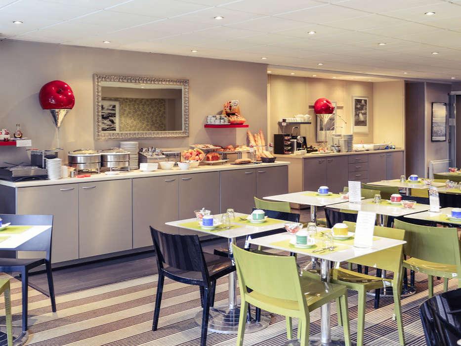 Mercure Cabourg Hôtel & Spa - Salle de petit déjeuner
