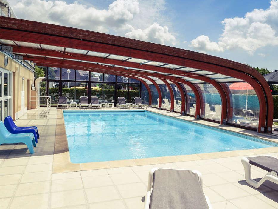 Mercure Cabourg Hôtel & Spa - Piscine extérieure