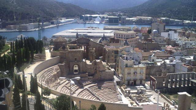 1 Visita al centro historico de Carthagène
