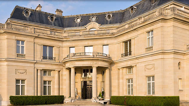 Tiara Chateau Hotel Mont Royal Chantilly - hotel-mont-royal-chantilly