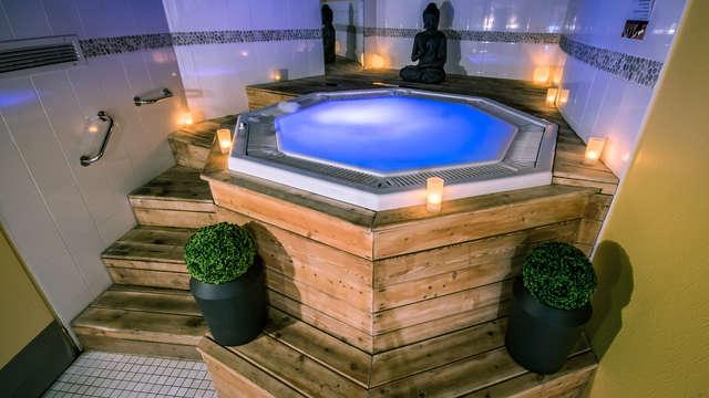 Le Richebourg Hotel Restaurant et Spa - Espace-detente-Parcelier-