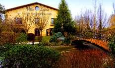 Bezoek aan de wijnkelders van wijngaard VIlla Lucia