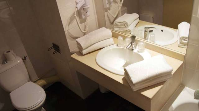 Appart Hotel Victoria Garden Bordeaux - Salle-petit-dejeuner