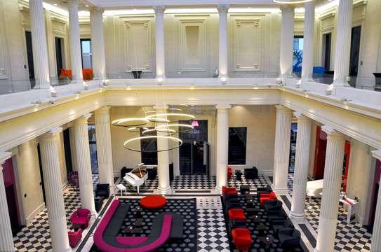 Hotel Radisson Blu Nantes - Hall