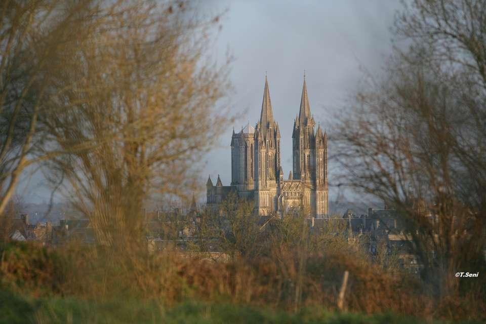 Cositel  - La Cathédrale de Coutances