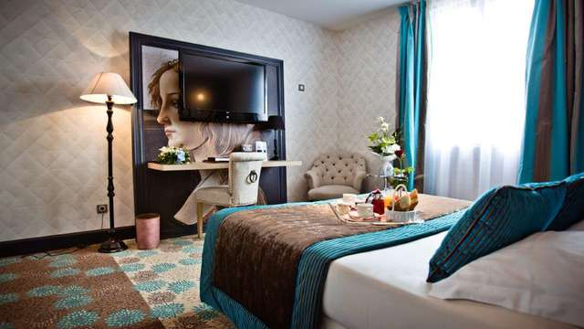 Hotel Golf Chateau de Chailly - Chambre superieure