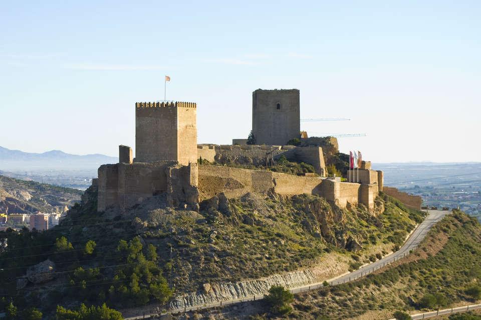 Hotel Spa Jardines de Lorca - Castillo_de_Lorca1.jpg