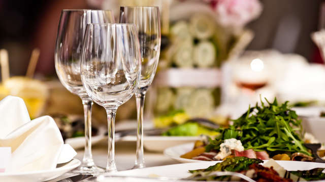 Week-end avec dîner à 15 min d'Avignon