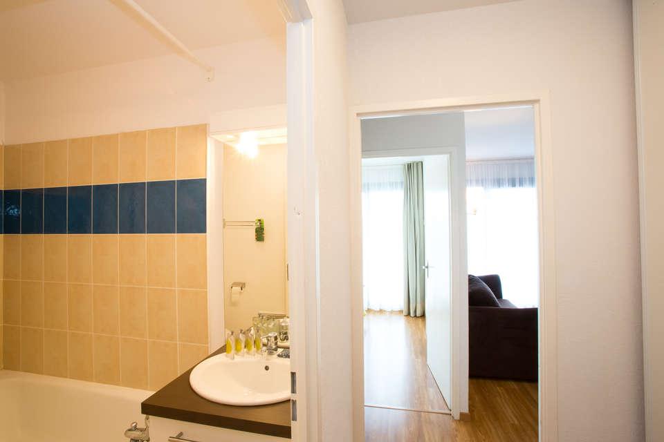 Résidence All Suites Appart Hotel La Teste - Sdb_appartement_1-4_personnes.jpg