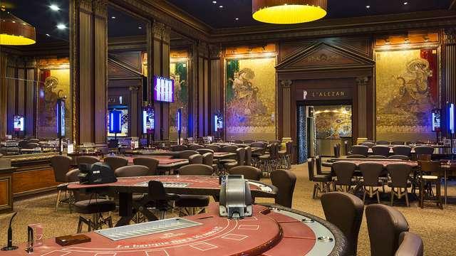 1 Entrée au Casino Barrière d'Enghien-les-Bains pour 2 adultes