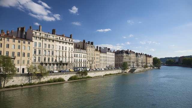 Week-end détente près de Lyon