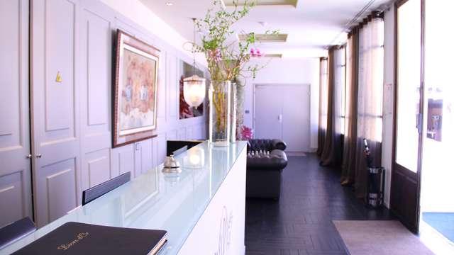 Hotel et SPA Les Pleiades