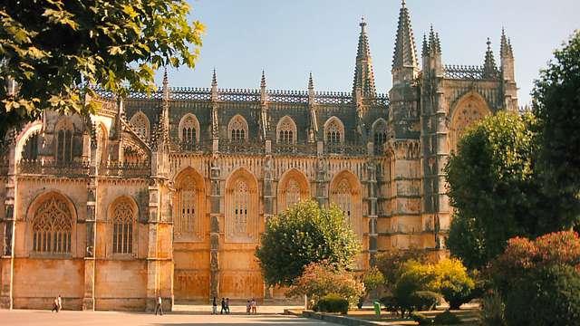 Bezoek aan Monastère de Batalha voor 2 volwassenen