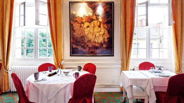 Hotel La Petite Verrerie - Restaurant LPV