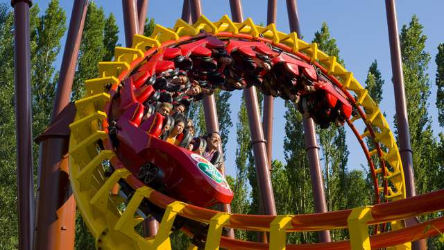 Weekend inclusief toegang tot Parc Astérix