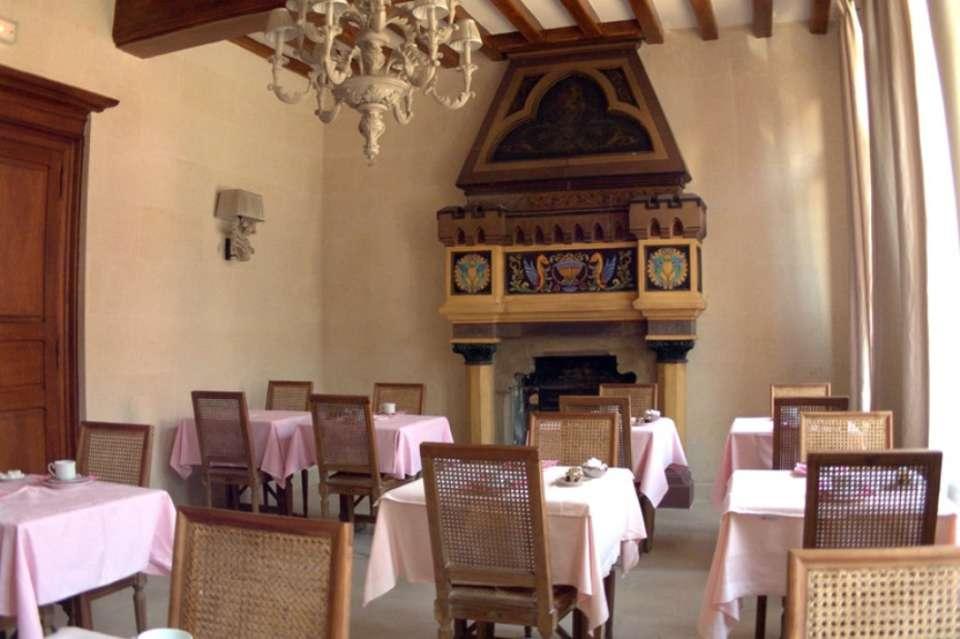 Hôtel Le Régent - Salle de petit déjeuner