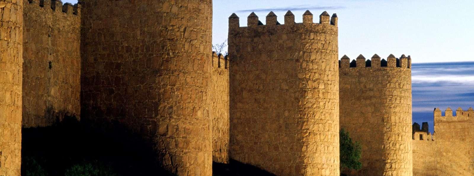 Séjour spécial : Découvrez les merveilles d'Ávila et sa gastronomie (à partir de 2 nuits)
