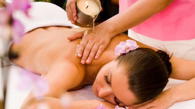 Massage met twee voor 2 volwassenen