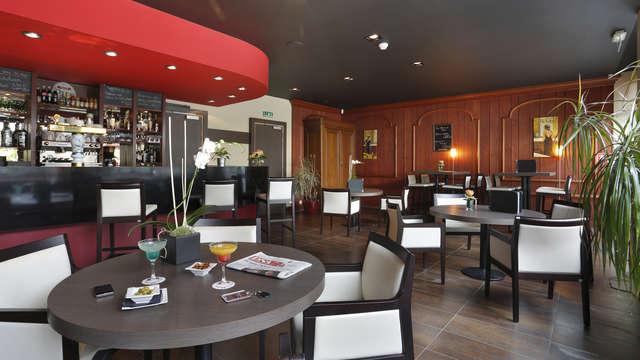 Hotel The Originals d Alsace Strasbourg Sud ex Qualys-Hotel