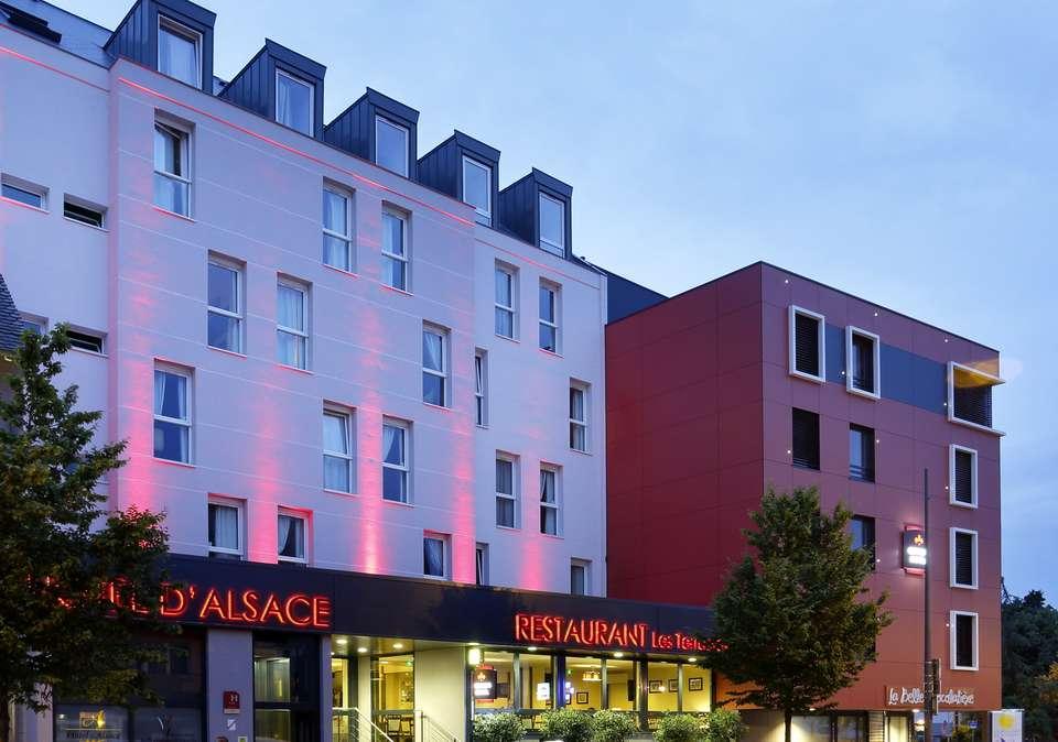 Hotel The Originals d'Alsace Strasbourg Sud (ex Qualys-Hotel) - facade_2.jpg