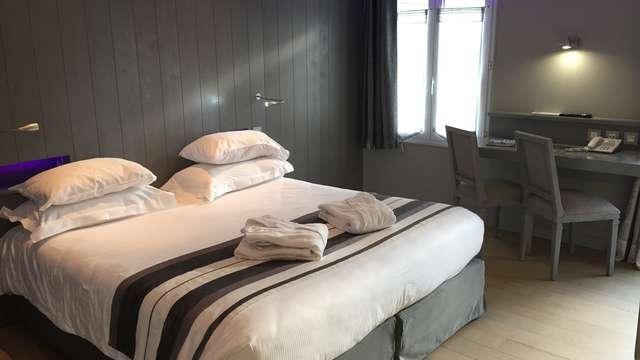 Elegance Suites Hotel - Elegance suites Hotel - Suite Balneo Luxe