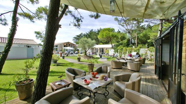 Elegance Suites Hotel - HP - Fond jardin