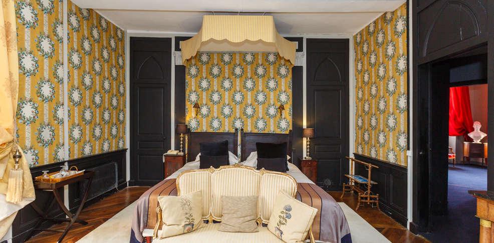 kasteelweekend champign vanaf 285. Black Bedroom Furniture Sets. Home Design Ideas