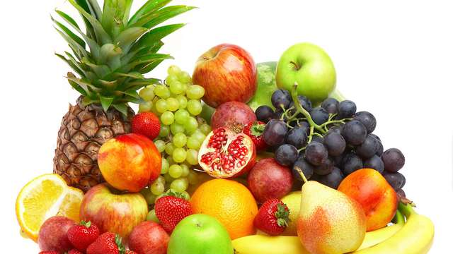 Plateau de fruits pour 2 adultes