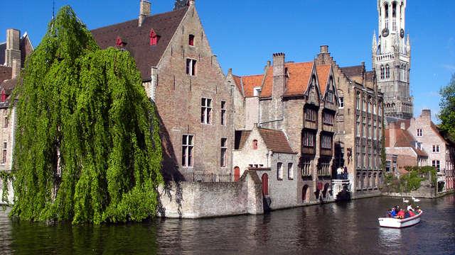 1 Entrée à l'historium de Bruges pour 2 adultes