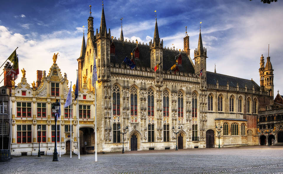 Hotel 't Zand - Town_hall_Brugge.jpg