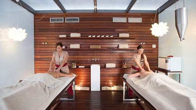 1 masaje relajante para 2 adultos