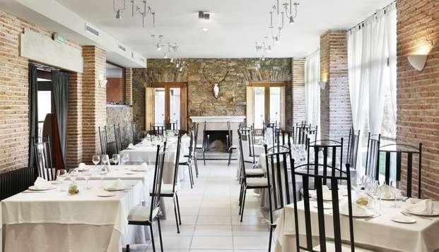 Weekendje weg met diner in de Sierra de Madrid