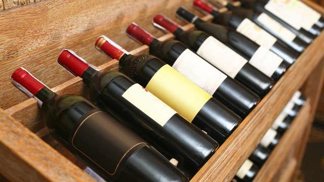 3 Bouteilles de vin