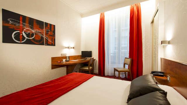 Hotel la Residence - Lyon Bellecour - rouge