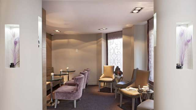 Hotel Elysees Bassano - SALON BAR