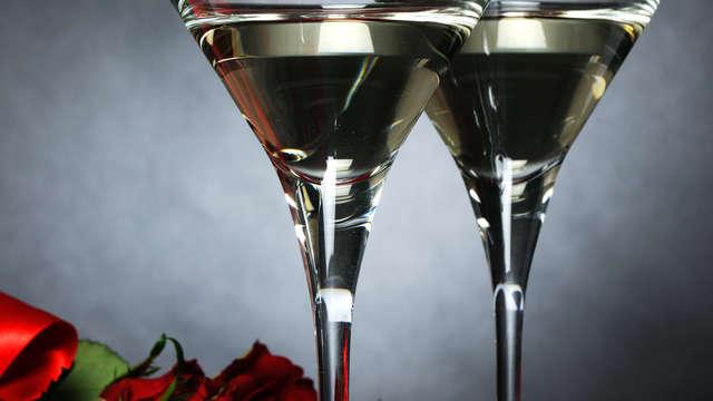 1 Cocktail de bienvenue pour 2 adultes