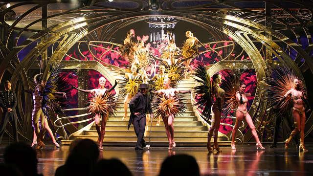 Entrée au spectacle Champagne Revue' pour 2 adultes
