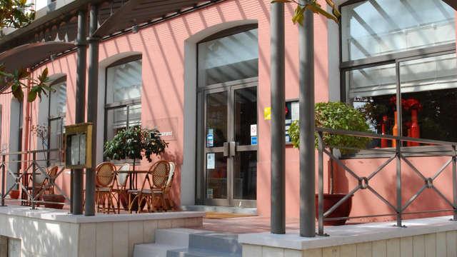 Hotel le Saint Roch - FACADE