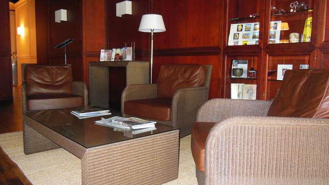 Hotel le Saint Roch - ACCUEIL HSR