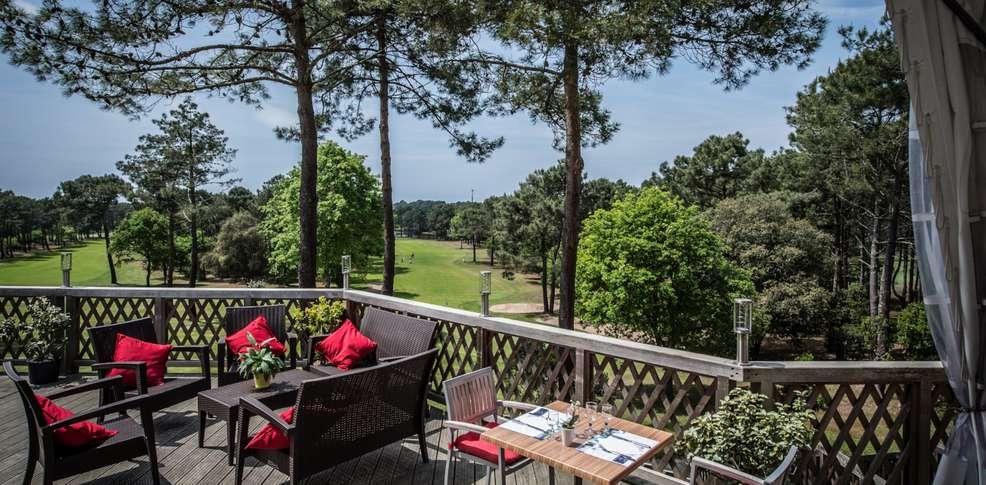 Best Western Golf Hotel Lacanau 4