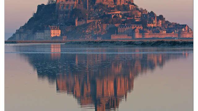 Visite de l'Abbaye du Mont-Saint-Michel pour 2 adultes